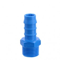Nylon 66 Hose Fitting 1/2 BSTP Male D 14 mm
