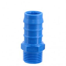 Nylon 66 Hose Fitting 1/2 BSTP Male D 19 mm