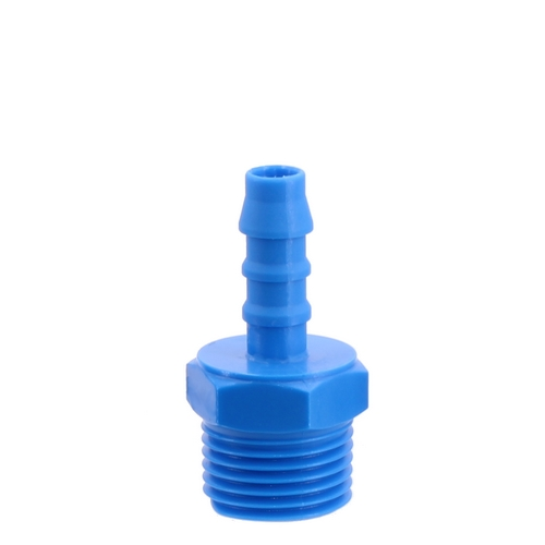 Nylon 66 Hose Fitting 1/2 BSTP Male  D 8 mm