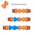 225.34 - 1/4 Double Socket - 1/4 Components
